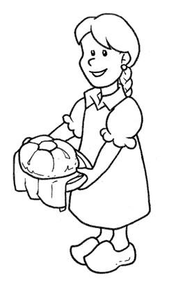 colorear pan
